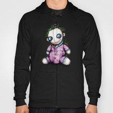 Evil Creepy Clown Doll Hoody