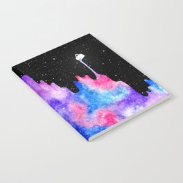 THERE'S COFFEE IN THAT NEBULA II Notebook