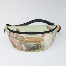 Miss, I have a Monstrous Crow to pluck with you!! Fanny Pack