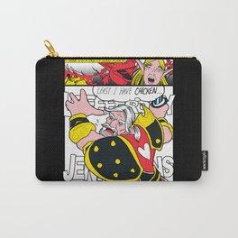 Leeeeee-ROY Lichtenstein!!! Carry-All Pouch