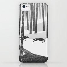 Martwood Wolves iPhone 5c Slim Case