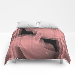 Illusion of stability Comforters