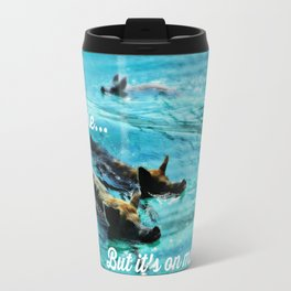 I Haven't Been Everywhere, But It's On My List...[Inspirational Travel Quotes] Travel Mug