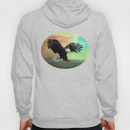 Bald Eagle Landing Freedom Hoody