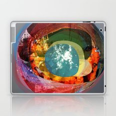 the abstract dream 18 Laptop & iPad Skin