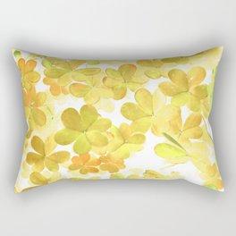 Clover XIII Rectangular Pillow