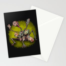 Mutant Cluster Stationery Cards