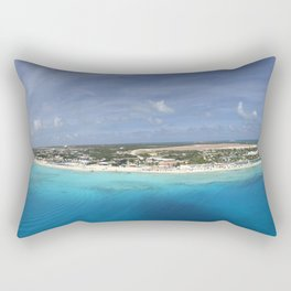 Grand Turk Island Rectangular Pillow