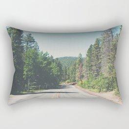 Santa Fe National Forest ... Rectangular Pillow