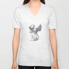 The Wolpertinger Unisex V-Neck