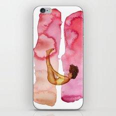 Bubblegum Haze iPhone & iPod Skin