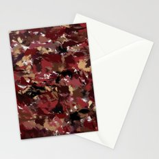 Leafs of Fall Stationery Cards