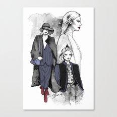 Lanvin Canvas Print