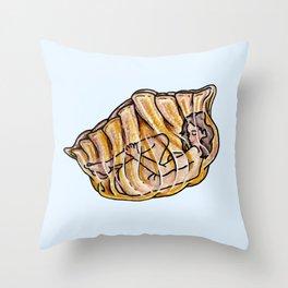 Dumpling Dream Throw Pillow