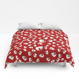 Elf stoat Noel Comforters
