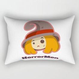 HorrorMon Witch Rectangular Pillow