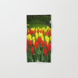 Tulips Hand & Bath Towel
