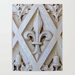 Vanderbilt Column Poster