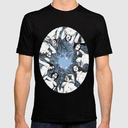 asc 783 Les piliers du ciel (The last meal) T-shirt