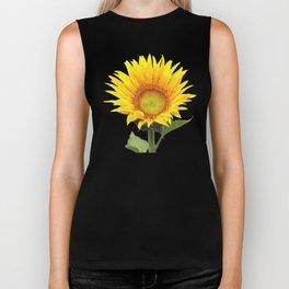 Sunflower Biker Tank