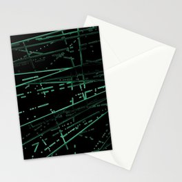 Neon Disco #8 Stationery Cards
