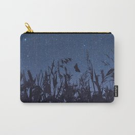 Meadow At Night Carry-All Pouch