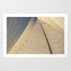 Sydney Opera House II Art Print
