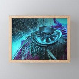 The Fascinator Framed Mini Art Print