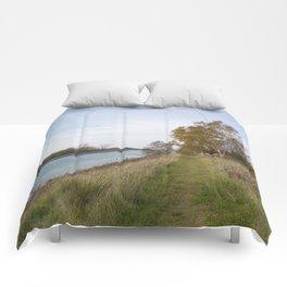 Sturgeon Bay Canal Comforters
