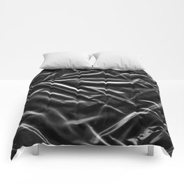 PLASTIC Comforters