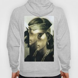 Indian Fragment Hoody