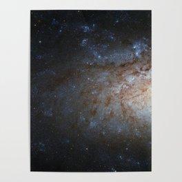 Spiral Galaxy NGC 3621 Poster