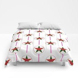 Vietnamese Mid-Autumn Star Lantern  Comforters