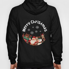 Merry Christmas design Funny Gift for Xmas Lovers Hoody
