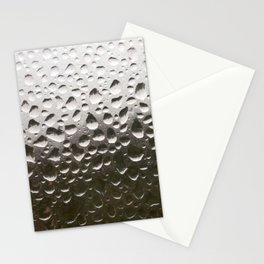Condensation on a Window Stationery Cards