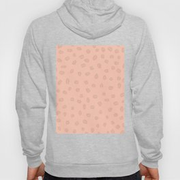 Pale Coffee Background Hoody