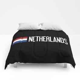 Netherlands: Dutch Flag & Netherlands Comforters
