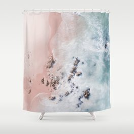 sea bliss Shower Curtain