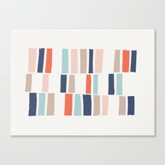 Stacking Blocks Canvas Print