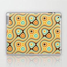 Retro Psychedelic Laptop & iPad Skin