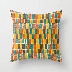 Pattern no. 12 Throw Pillow