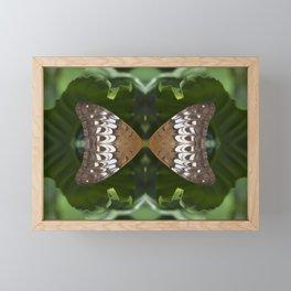 Butterfly Wings Framed Mini Art Print