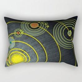 GOLDEN RECORD Rectangular Pillow