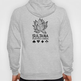 Sultana Playing Cards: Lotus Hoody