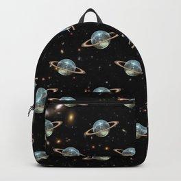 Saturn Disco Backpack