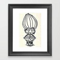 Internet Troll Framed Art Print