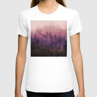 mountain T-shirts featuring The Heart Of My Heart by Tordis Kayma