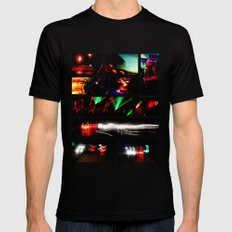 Do You See What I See? Mens Fitted Tee Black MEDIUM
