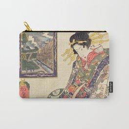 Geisha women Carry-All Pouch