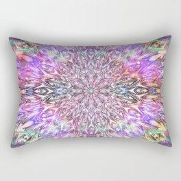 Centaurus Cosmic Mandala Rectangular Pillow